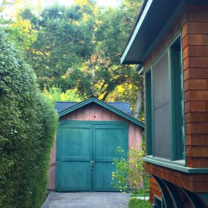 Die Garage von Hewlett-Packard
