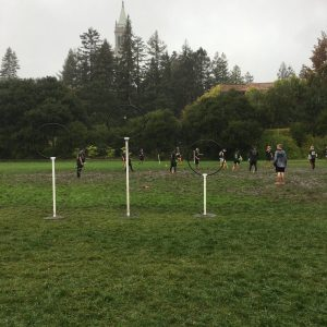 Quidditch-Match an der UC Berkeley