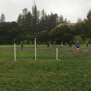 Quidditch-Match an der UC Berkeley